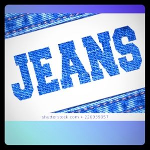 Denim - Jeans - PLACE HOLDER - NO ITEM FOR SALE